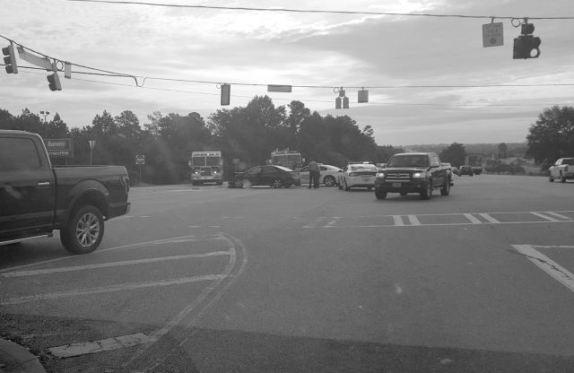 Accident Eisenhower and Log Cabin Macon