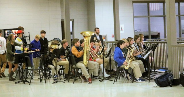 tattnall Band - Kids Yule Love