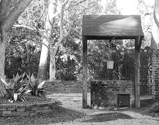 Massee Lane Gardens Well