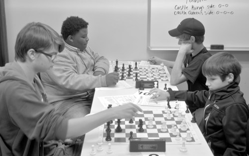 Chess Empowerment Association 1st Winter Tournament
