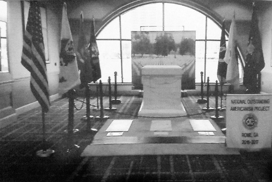 Unknown Soldier Memorial