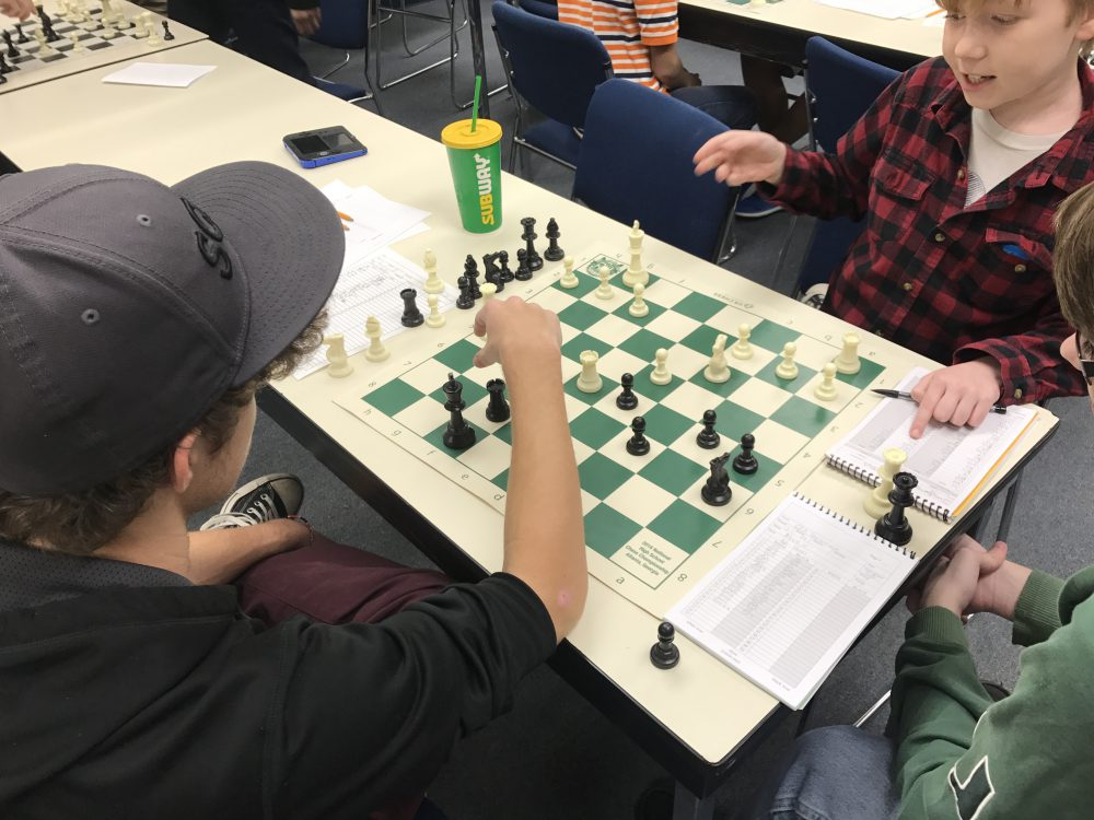 Chess Empowerment Macon Tournament