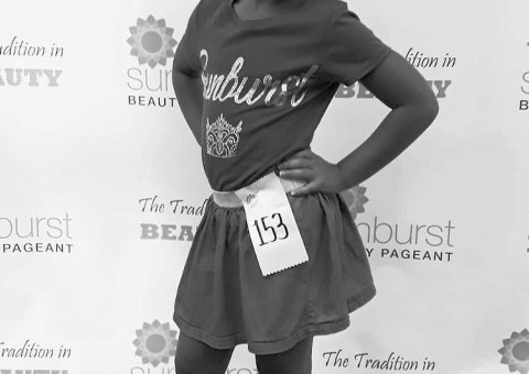 Little Miss Sunburst Pageant
