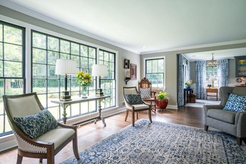 Robin Gatti Living Room