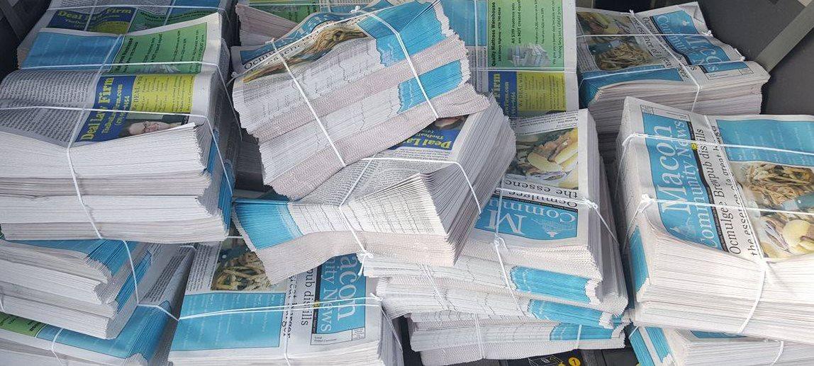 Piled Macon Community News