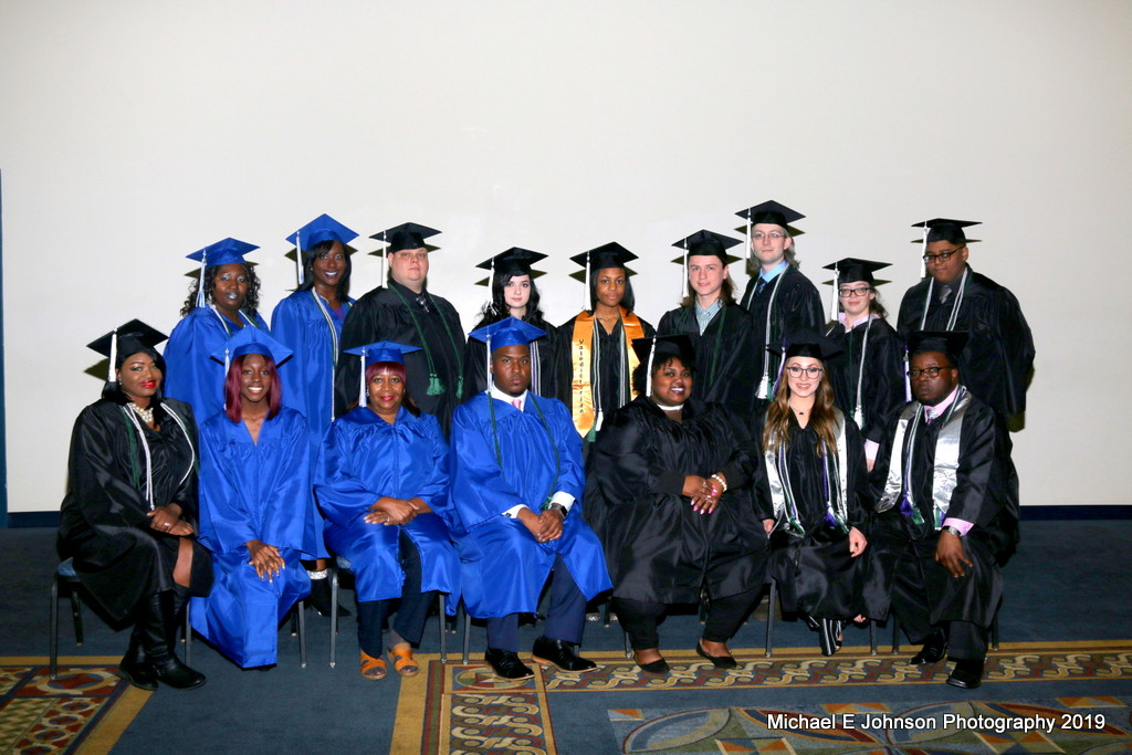 Helms College graduates