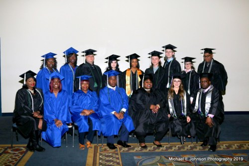 Helms College graduates