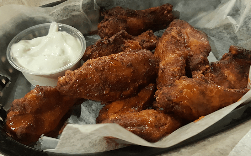 Piedmont Brewery & Kitchen Wings
