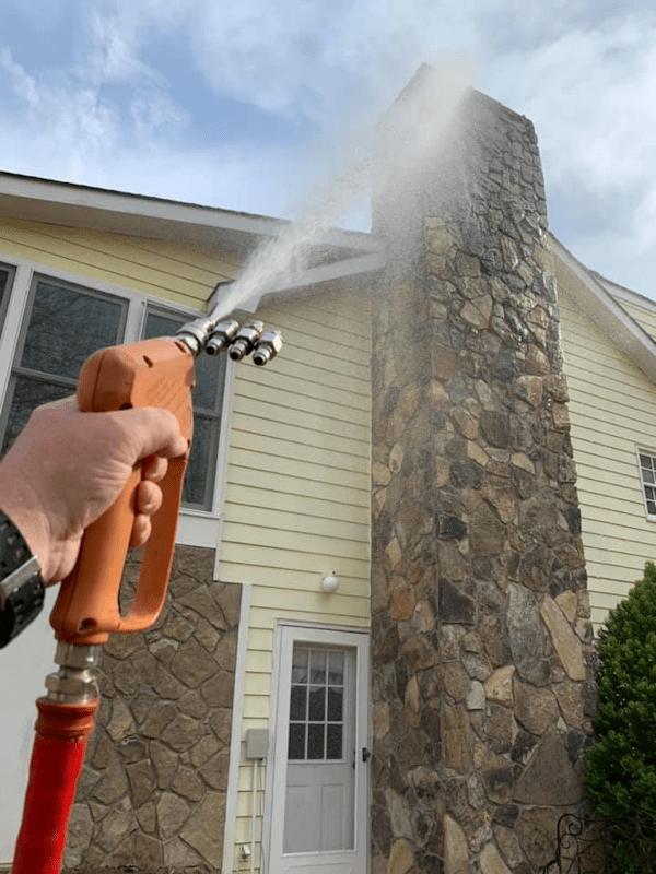 Gleam Cleaning Power Wash Brick