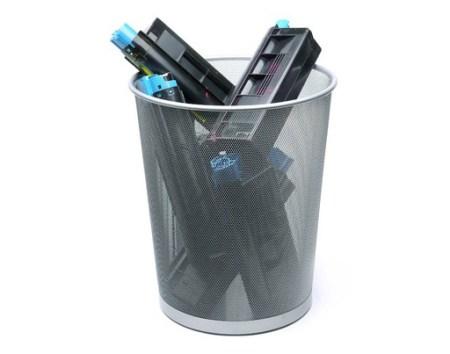 used toner cartridges