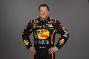 2013 NASCAR Sprint Cup Series #14 Stewart-Haas Racing photo shoot