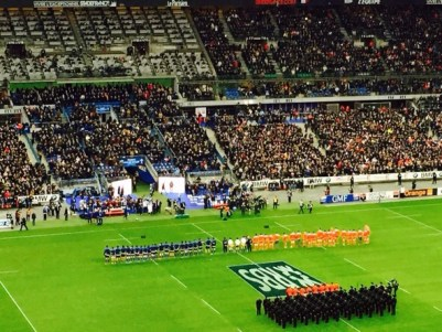 France v Wales Six Nations Rugby Match