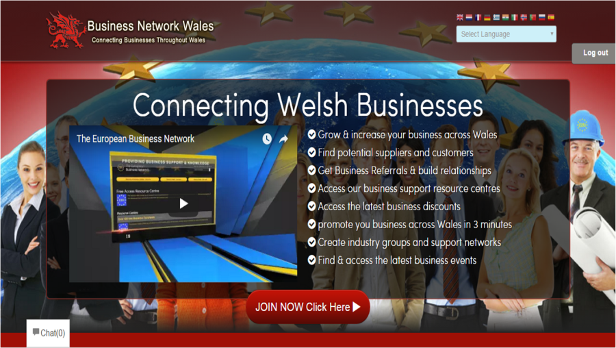 Business Network Wales