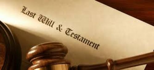 Will Writing Legal Services