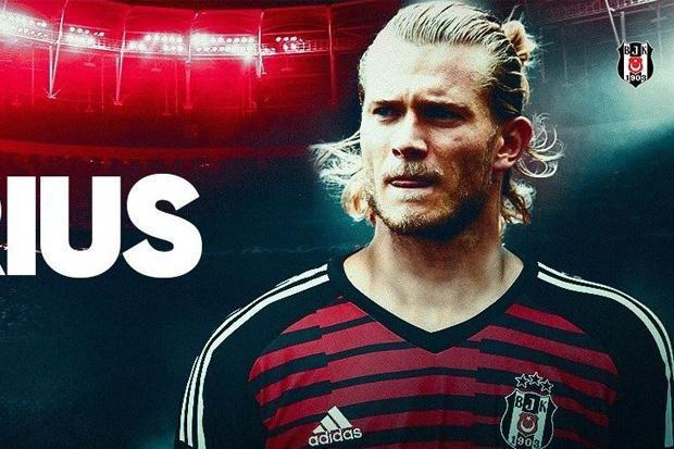 Loris Karius completes two-year loan deal from Liverpool to Besiktas
