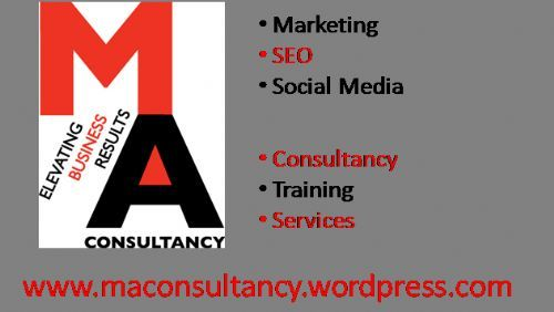 MA Consultancy – Cardiff Marketing Company – Business Management Consultant – Free Google website