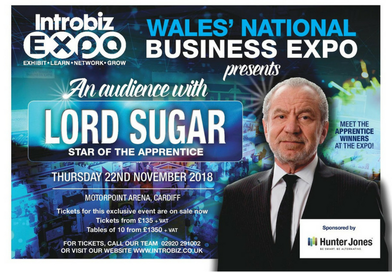 PAUL MCFADDEN WEALTH Announced as Headline Sponsor of INTROBIZ EXPO This Thursday — Introbiz' Blog – Wales' Biggest Business Network & Expo