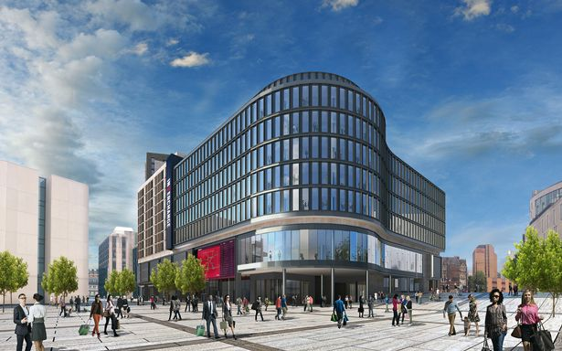 Plans for Cardiff's new £100m bus station set to be approved
