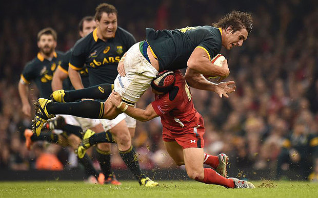 Wales beat Australia for the first time in 10 years, 9-6
