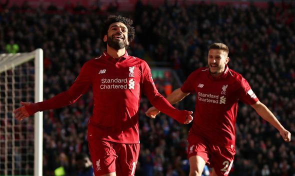 Bournemouth 0-4 Liverpool: Mohamed Salah nets wonderful hat-trick as Reds race to Premier League summit