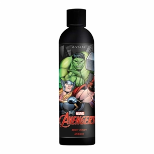 Marvel Avengers Body Wash
