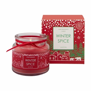 Winter Spice Mini Candle