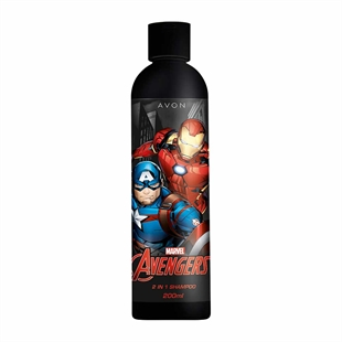Marvel Avengers 2-in-1 Shampoo