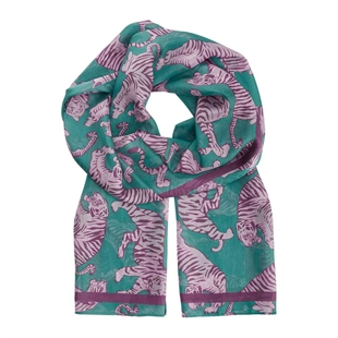 T by Tabitha Webb Chasing Tigers Scarf