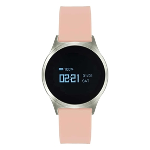 Akantha Active Watch - Black or Pink