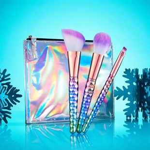 Rainbow Brushes Gift Set