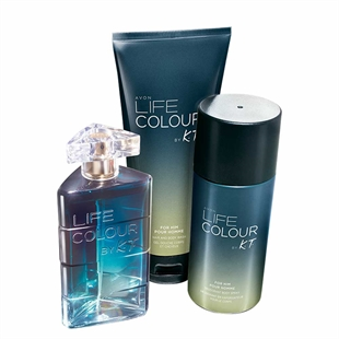 Avon Life Colour For Him Set