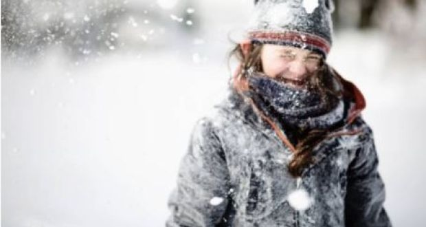 Heavy snow and freezing temperatures of -6C are on the way