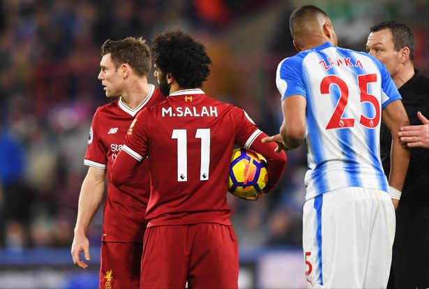 Mohamed Salah: Liverpool star refuses Man of the Match award and gives it to James Milner