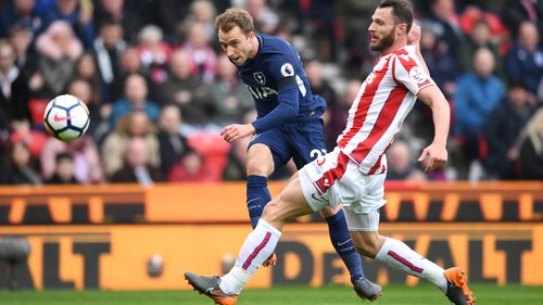 Premier League round-up: Tottenham leave it late against Burnley, Newcastle United and Crystal Palace get crucial wins, plus more