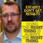 #MikeArmstrongNews Cut Excuses & Do The Right Thing
