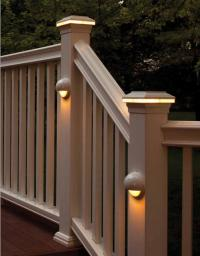 Outdoor Rail Lighting | Lighting Ideas