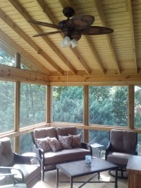 Screened porches | Archadeck of Central GA