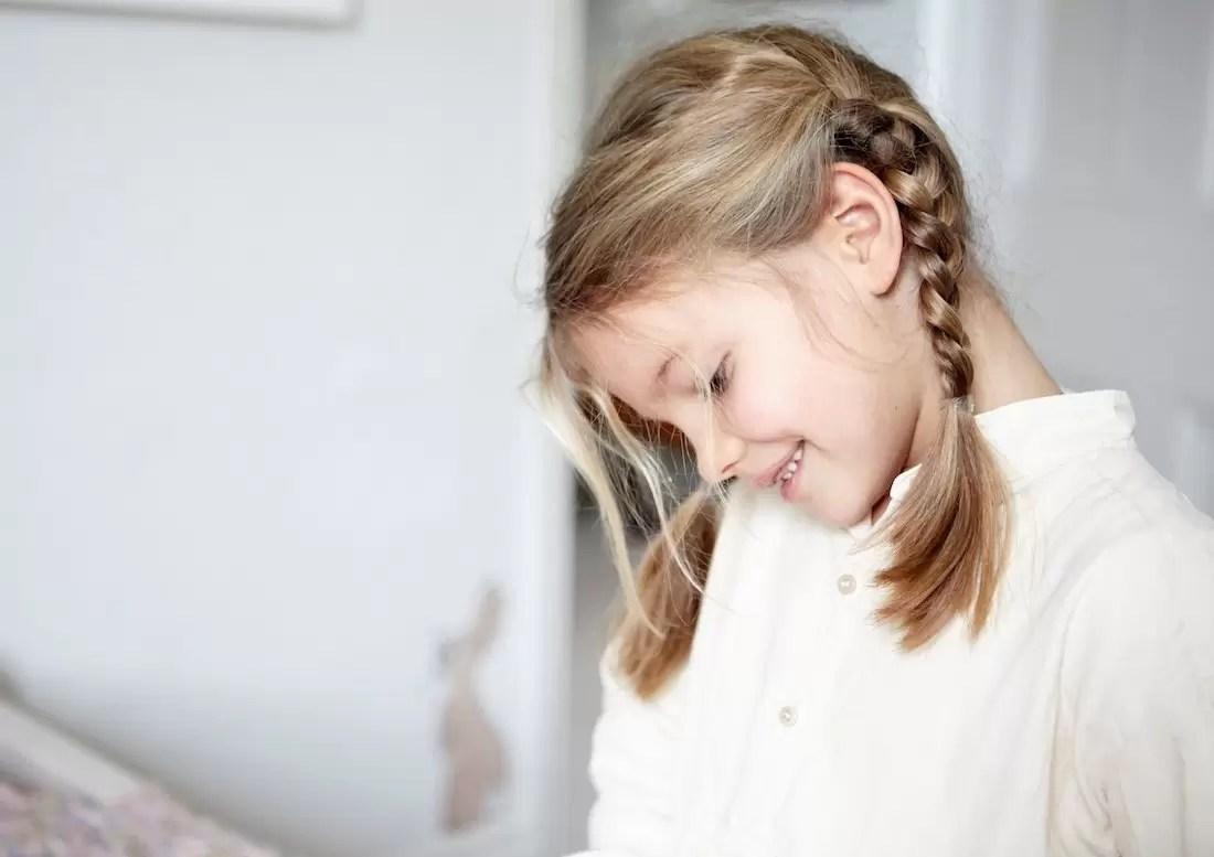 Comment Prendre Soin Des Cheveux De Nos Enfants Ma