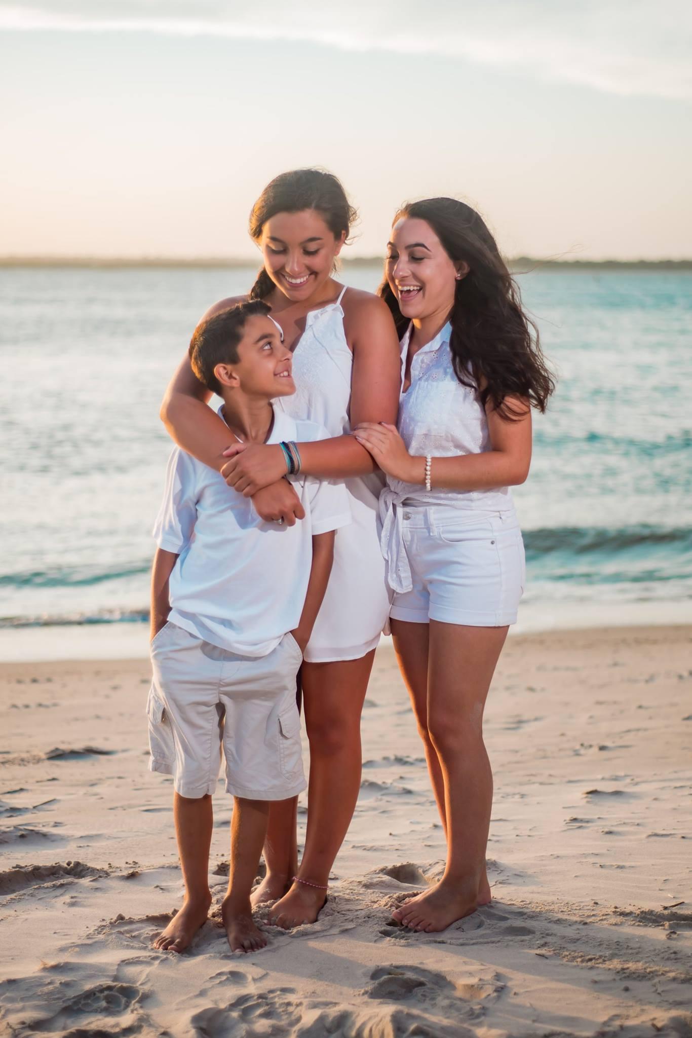 family beach photographers in