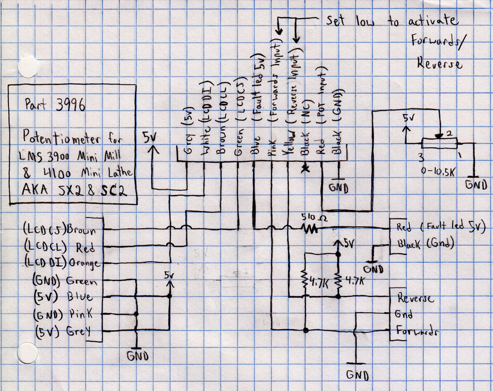 hight resolution of macpod llc hacking the sx2 mini mill adding a reverse switch and easy wiring diagrams mini mill wiring diagram