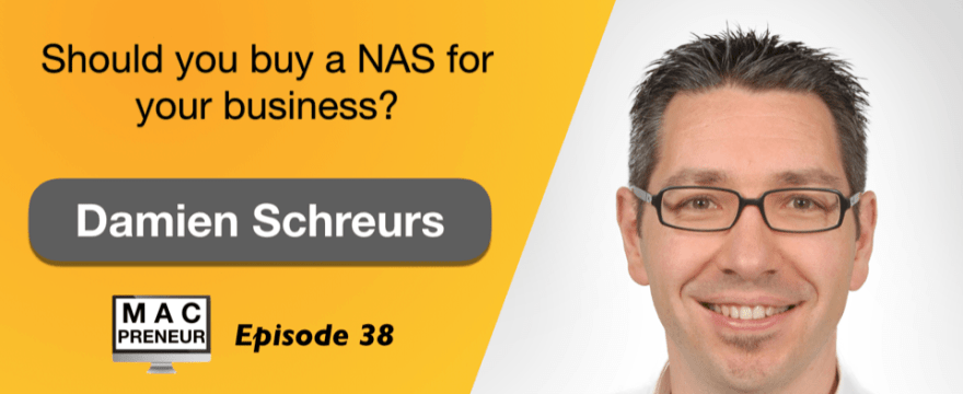 MP038: Should you buy a NAS for your business?