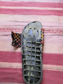sandalias macrame
