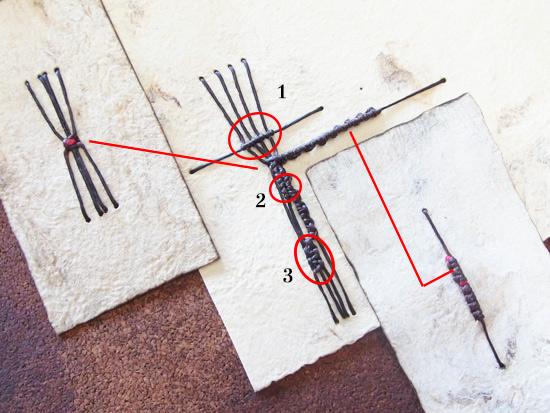 オラクルノット 設定の印からの展開
