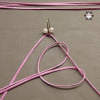 Tutorial: Beginners easy macrame earrings  Macramotiv