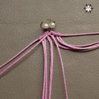 Tutorial: Beginners easy macrame earrings  Macramotiv