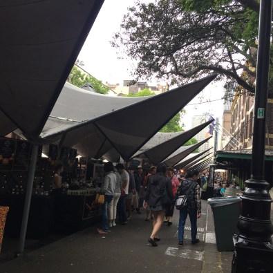 The Rocks Flea Market 2