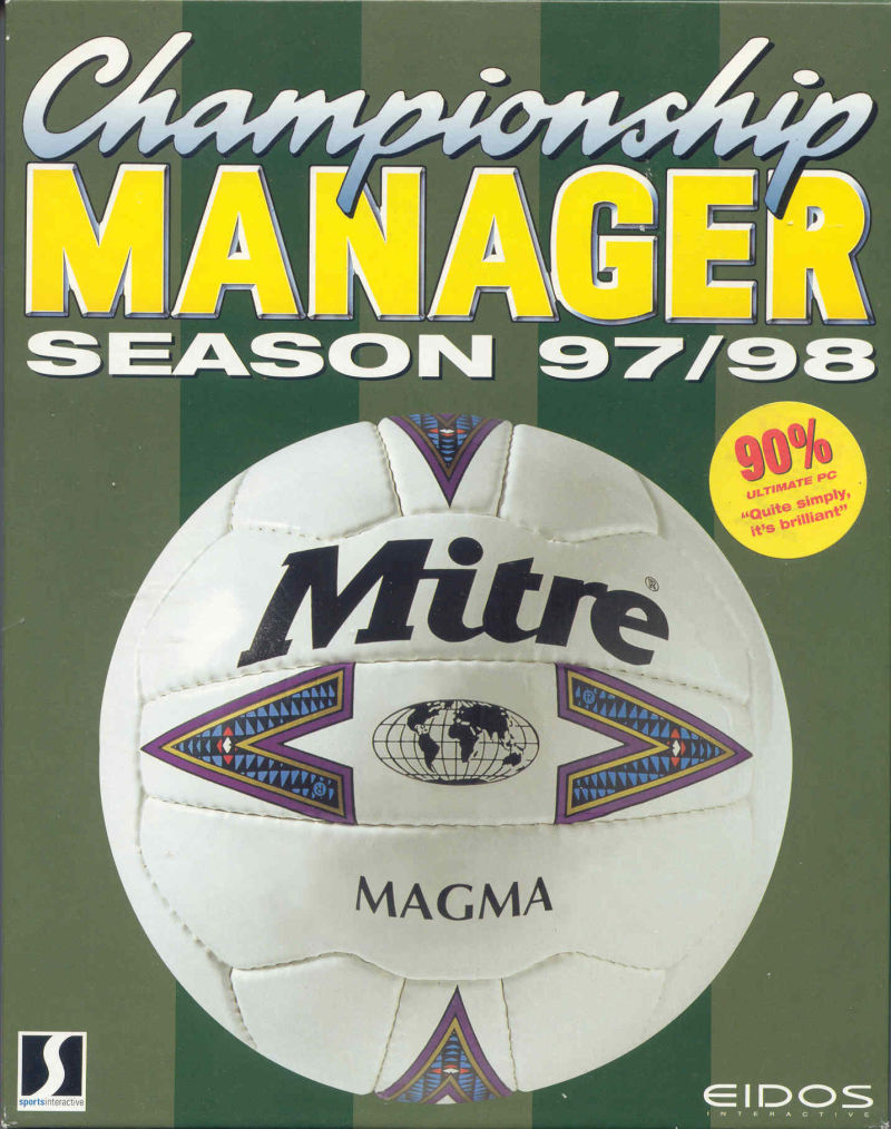 How to Install Championship Manager 97/98 (CM97/98) on MacOS/OSX