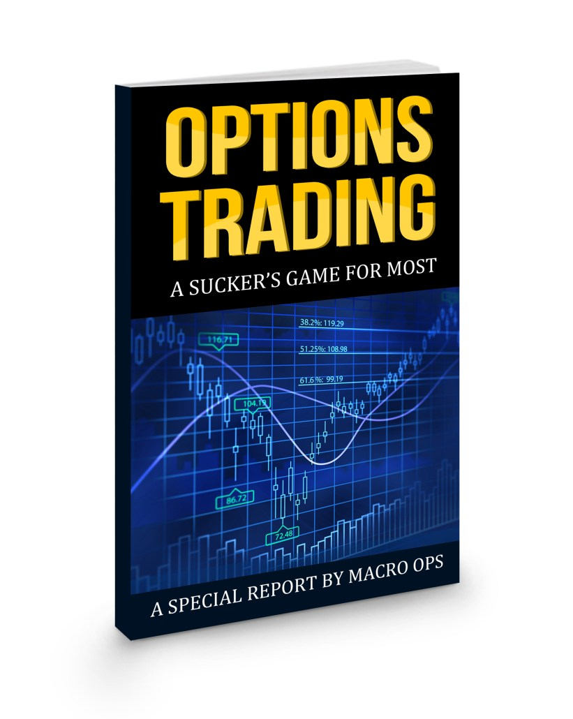 Decay trading options time memory