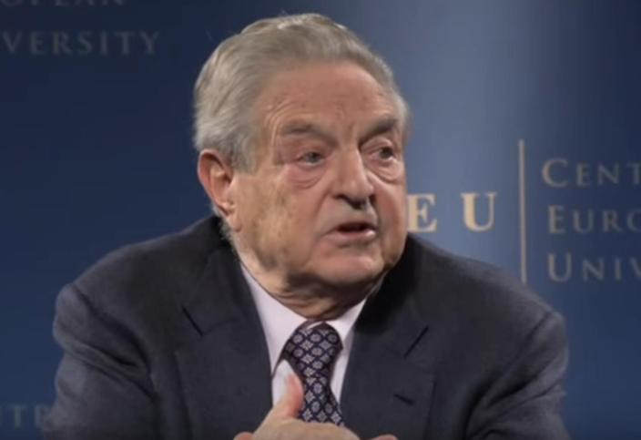 George Soros The Way Ahead Lecture