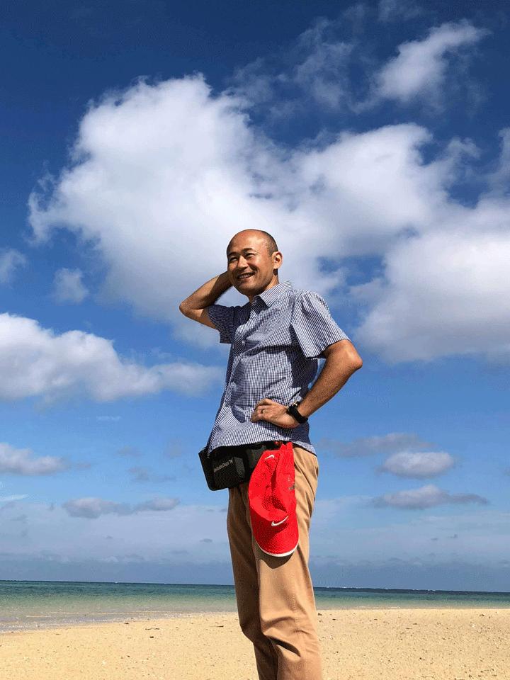 Kenichi Uchiyama / 内山 賢一